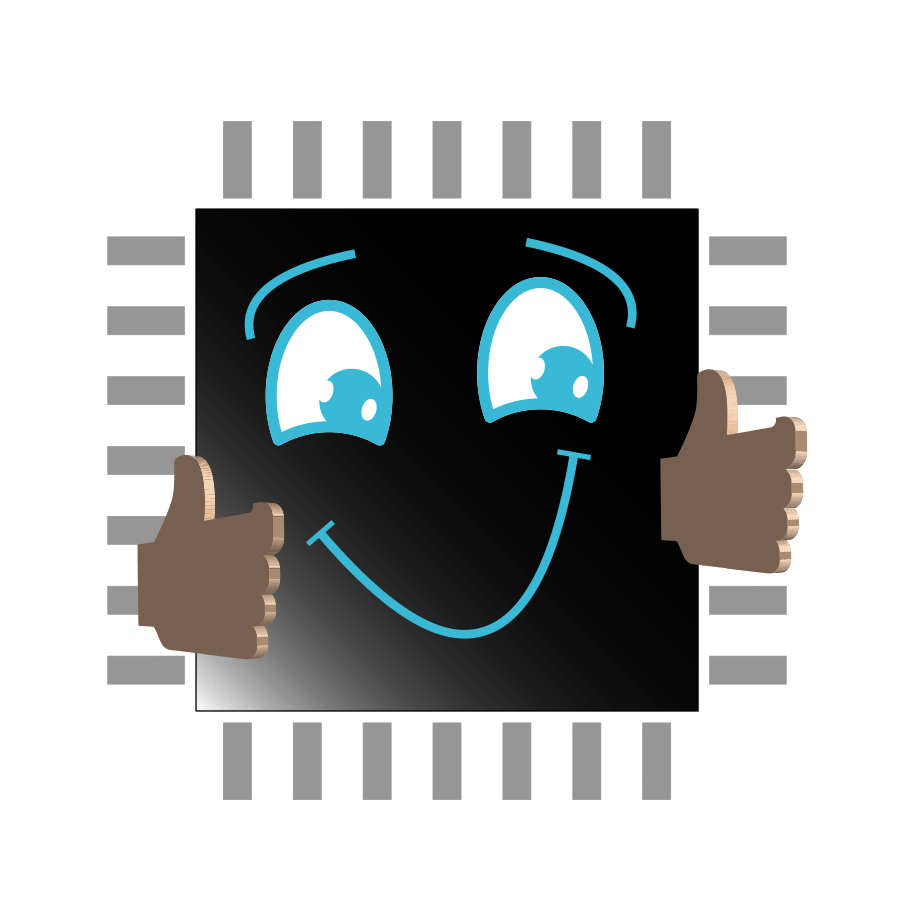 happy integrated circuit - Cohen Electronics Consulting