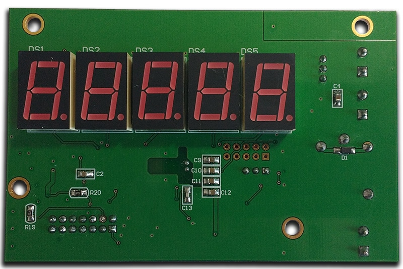custom designed air purification controller pcb fully assembled pcb